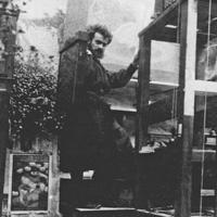 ベルナール・アルバン・グラス Bernard Albin Gras